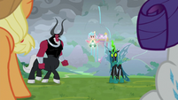 Legion of Doom corners the Mane Six S9E25