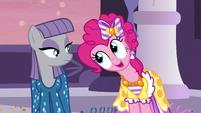 "Pinkie Pie ""it's not a party until"" S5E7"