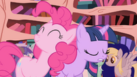 Pinkie Pie talking...more S01E01