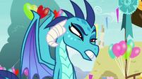 Princess Ember -do you have a stomachache-- S7E15