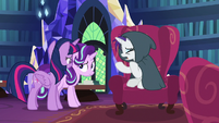 """Rarity """"Zecora might not be able to fix"""" S7E19"""