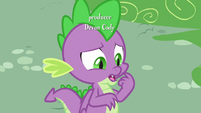 """Spike """"although it could be"""" S8E24"""