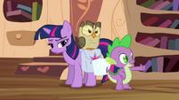 Spike -You got it!- S03E11