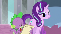 Spike -all you have to worry about- S8E15