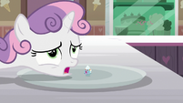 Sweetie Belle -I remember it being much bigger- S7E6