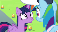 """Twilight """"propelling him into a flipping loop!"""" S6E24"""
