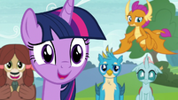 """Twilight """"what your teachers had in mind"""" S8E9"""