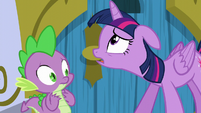 Twilight -probably been suffering ever since I left- S5E12