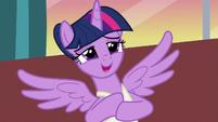 """Twilight Sparkle """"that's so sweet"""" S7E10"""