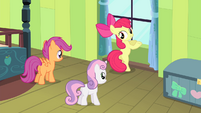 Apple Bloom -The pies!- S4E17