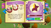 Apple Rose album MLP mobile game