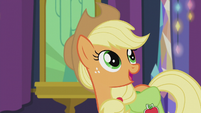 Applejack -y'all done it up nice and cozy in here- S5E20