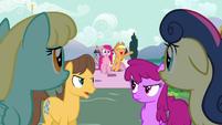 """Applejack singing """"we'd appreciate a lot"""" S03E13"""