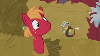 "Discord ""too bad there won't be a date"" S8E10"
