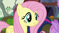 """Fluttershy """"I'm here, too"""" S5E23"""
