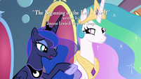 """Luna """"with the help of your friends"""" S9E1"""