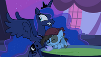 Luna Saving Pipsqueak S2E4