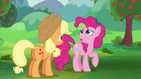 """Pinkie Pie """"just made all of these new demands"""" S5E24"""