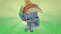 """Rainbow Dash """"the best me I can be"""" PLS1E2a"""