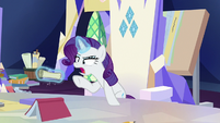 """Rarity """"your brother will win"""" S9E4"""