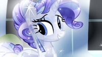 Rarity 'It simply must create a rainbow of color!' S3E1