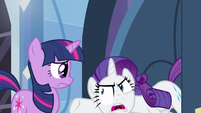 Rarity there's no other way!! S3E12