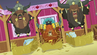 Rutherford and other yaks smash hay beds S5E11