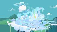S02E01 Wizja niszczejącego Cloudsdale