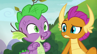 """Spike """"what a dragon would do"""" S8E24"""