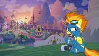 """Spitfire """"Twilight's about to get that crown"""" S9E26"""