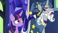 """Star Swirl """"unless you have a better idea..."""" S7E26"""