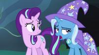 """Trixie defeated """"uh-huh"""" S7E17"""