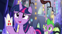 """Twilight """"helping us an awful lot"""" S9E13"""