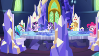 """Twilight Sparkle """"it'll be like they never left"""" S7E25"""