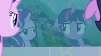 Twilight pondering on Starlight's words S8E2