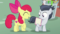 Apple Bloom -the first session's tomorrow- S7E21