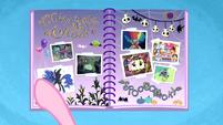 Baby Flurry Heart's Heartfelt Scrapbook page seven BFHHS7