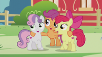 "CMC singing ""trying to find out how we fit in"" S5E18"