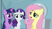 Fluttershy -until she lets it all out- S5E5