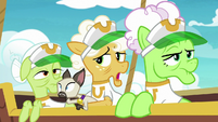 "Goldie Delicious ""here we go again"" S8E5"