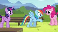 """Rainbow """"Colonel That"""" S4E21"""