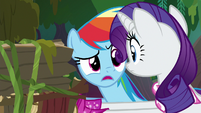 """Rainbow """"how did you know how to do that?"""" S8E17"""