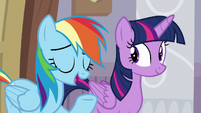 Rainbow -wanted to give you the chance- S8E16