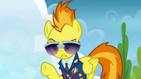"""Spitfire """"will you fly so much your wings fall off?"""" S6E24"""