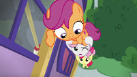 "Sweetie Belle ""that sounds like a closet"" S8E12"