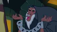 Tirek -nothing would give me greater pleasure- S4E25