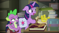 "Twilight ""it just seems so permanent"" S9E5"