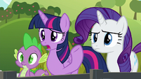 Twilight --it doesn't squeak anymore-- S6E10