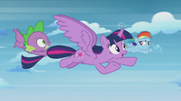 Twilight --think you can stop for a minute--- S5E25