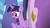 "Twilight Sparkle ""I've been thinking"" S8E24"